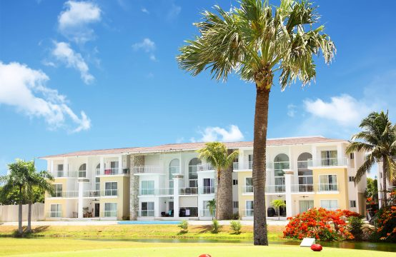 Apartamento en Venta, Condominio Lake Village Cocotal Golf, Country Club Punta Cana