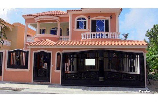 Casa en venta Mirador del Este Casa en venta Mirador del Este Charles de Gaulle Autopista San Isidro Proyecto de Casas en Autopista de San Isidro